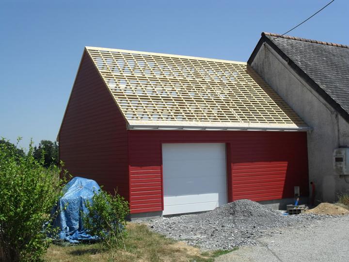 Construction garage villepot 44 loire et atlantique for Garage ford loire atlantique